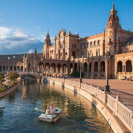 Sevilla-plaza de espana