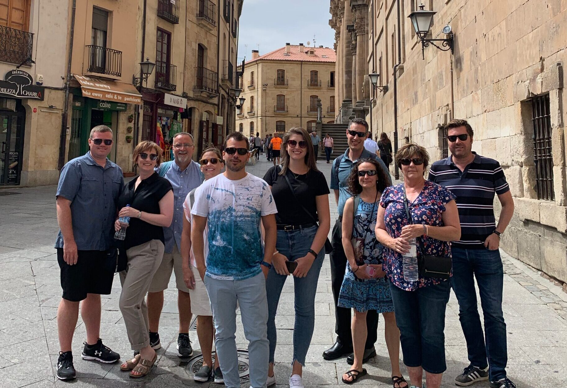 Group Leader Perks While students are in their homestay, group leaders will be given a stipend and get to soak in all that Madrid has to offer.