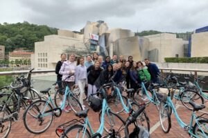 Bike Tour Bilbao
