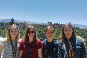 Aventuras en Andalucía